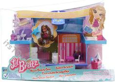 Amazon.com: Entertainment Lil Bratz House Beauty Case: Toys & Games
