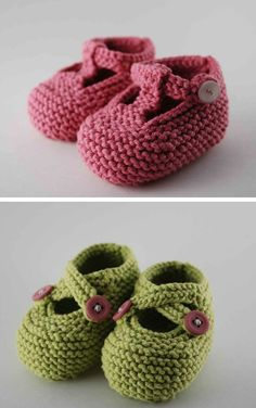 love the green booties! Baby Booties Knitting Pattern, Knit Baby Booties, Crochet Baby Shoes, Baby Knitting, Knit Crochet, Knitting Patterns, Baby Love, Crochet Projects, Knits