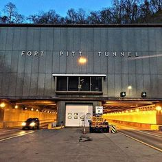 Fort Pitt Tunnel | Penn Lincoln Pkwy, Pittsburgh, PA 15211 | Tunnel from Perks of Being a Wallflower