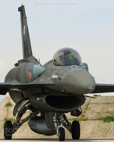 """fourcolortransport: """" Falcon… by slider2 """" Greek F-16C Block 52s with conformal tanks. Sexy!"""