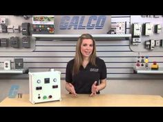 Katie, from #GalcoTV, demonstrates a Power Start On-Delay Timer Function Using IDEC Corporation's RTE Series Relay!