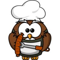Hunkwe Marmer Burung Hantu Ayam Teriyaki Resep Masakan