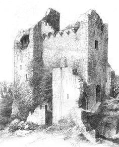Alan Lee Castles (off 'Castles')