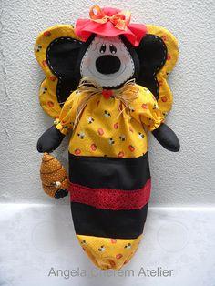 Puxa saco abelha