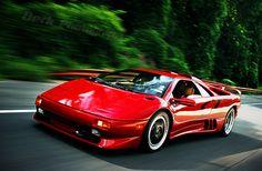 Lamborghini Diablo SV <3 one day! 
