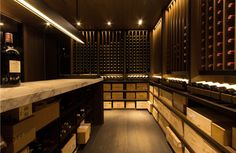 SCDA Holland Road, Singapore, Wine Cellar