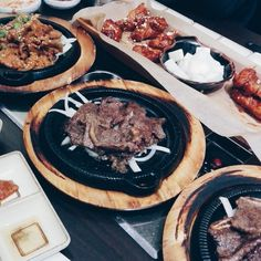 If you are looking for a really good Korean restaurant, you have come to the right place! This restaurant does the best Korean spicy frie...