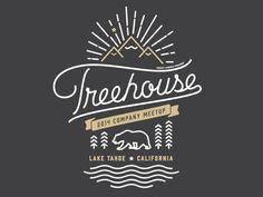 Treehouse Meetup Merch by Matt Spiel | Dribbble