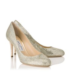 Image result for jimmy choo bridget champagne