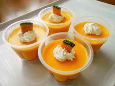 簡単♡濃厚かぼちゃプリンの画像