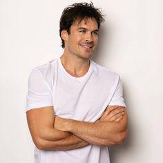 The Vampire Diaries, Nikki Reed, Damon Salvatore, Most Beautiful Eyes, Gorgeous Men, Louisiana, Ian Somerhalder Vampire Diaries, Stranger Things Aesthetic, Most Handsome Men
