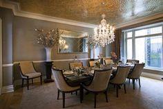 20 Astonishing Dining Room Wall Decors