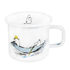 Muurla Moomin Originals Enamel Mug 3 7 Dl Gone Fishing Gift Boxed - Trouva Gone Fishing, Fishing Rods, Fishing Tackle, Moomin Shop, Crappie Fishing, Carp Fishing, How To Use Dishwasher, Tove Jansson, Fishing Quotes