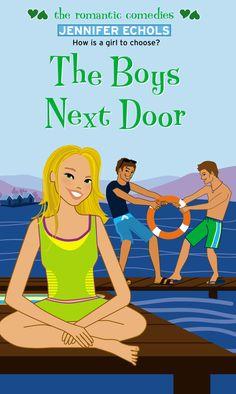 Jennifer Echols - The Boys Next Door