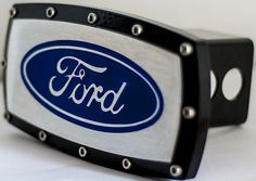 Ford Chrome Hitch Cover Elite Hand Polished Tow Trailer