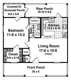 Cabin Plans On Pinterest House Plans Square Feet And