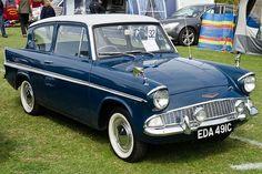 FORD Anglia 105E1959–67: