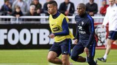 Hatem Ben Arfa scores cracker at France training (Video)