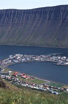 Isafjordur Iceland.  6.3. 2016, www.nco.is NCO eCommerce, www.netkaup.is