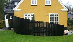 Nyt tag, udskiftning af vinduer og havehegn i Skørping - KK Kvalitetsbyg ApS