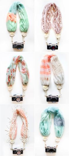 Camera Straps | This Little Street