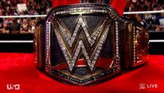 New WWE Logo And New WWE Champion. 2014