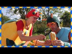 Spadli z jahody - Rozprávka Ako sa Chmuľo nechcel umývať - YouTube