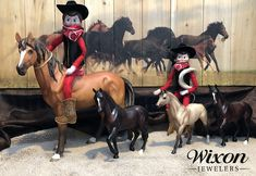 New Ideas for Elf on the Shelf - Christmas Tips The Elf, Elf On The Shelf, Christmas Traditions, Over The Years, Cowboys, Shelves, Horses, In This Moment, Superhero