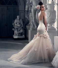 Exquisite wedding dresses from The Couture Gallery bridal collection. Description from weddinginspirasi.com. I searched for this on bing.com/images