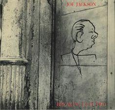 """Joe Jackson 7"""" single Breaking us in two."""