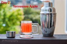 Tennessee Apple (1 1/2 oz Fireball Whisky 1 oz sour apple schnapps 1/2 oz cranberry juice)