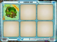 Diamond Shop, Animal Jam, Animals, Shopping, Animales, Animaux, Animal, Animais