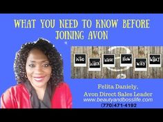 www.youravon.com/REPSuite/become_a_rep.page?shopURL=valtimus This is a business overview of everything you need to know before joining Avon. If you are interested in becoming an Avon Representative & would like to join … YouTube: join avon  What You Need to Know Before Joining Avon - http://47beauty.com/nails/index.php/2017/07/21/what-you-need-to-know-before-joining-avon/