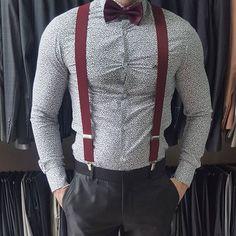 Camisas Slim Fit, gravatas borboleta, Suspensórios e calças Slim Fit sempre buscando tendências no mundo da moda. #modamasculina #ternos #gravatas #slim #casamentos #noivos #noivoslindos #luxury #bilionaire #suits #instagood #alfaiataria #suit #estilo #style #instagood #luxodefesta #inauguração