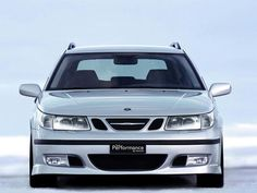 Saab 9-5 SportCombi Wagon Performance By Hirsch