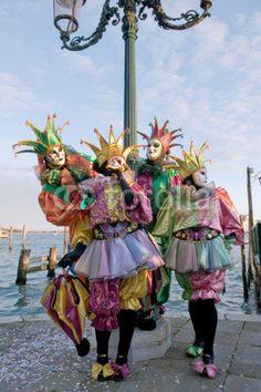 Maschere al carnevale di Venezia 2014 (Venice, Italy) - Venetian Masks © Pietro D'Antonio