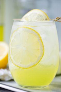 Limoncello Vodka Cooler