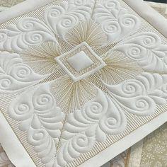 Stitch Delight: SDS1182 Feather Quilt Set 5, All Design Sets, SDS1182