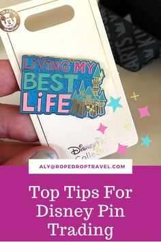 Your guide to pin trading at Walt Disney World! Disney World Vacation Planning, Disney Destinations, Vacation Deals, Disney Vacations, Trip Planning, Disney World Tips And Tricks, Disney Tips, Disney Fanatic, Adventures By Disney