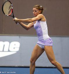 Camila Giorgi - Generali Ladies Open Linz 2014 10 | Ralf Reinecke | Flickr