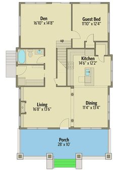 4 Bedroom Craftsman with Lots of Options - 50146PH   Architectural Designs - House Plans