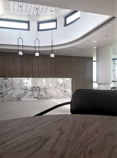 Studio design | Silver-beach-hotel-reception Hotel Reception, Studio Design, Beach Hotels, Ceiling Lights, Lighting, Silver, Home Decor, Decoration Home, Room Decor