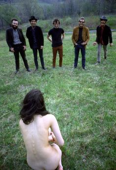 The Band, 1968Photo: Elliott Landy