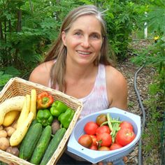 Sign Up To Learn How To Produce Food Sustainably In Your Back Yard.