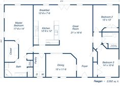 Good Reagan House Plans | Our Plans   The SIP KIT | Home   Needs Some  Modification