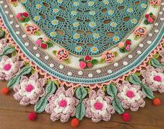 Crochet Gloves, Crochet Poncho, Crochet Scarves, Silk Scarves, Crochet Afghans, Tapestry Bedding, Boho Tapestry, Diy Crochet Patterns, Crochet Projects