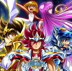 Saint Seiya Omega OP4 Single – Senkou Strings  ▼ Download: http://singlesanime.net/single/saint-seiya-omega-op4-single-senkou-strings.html