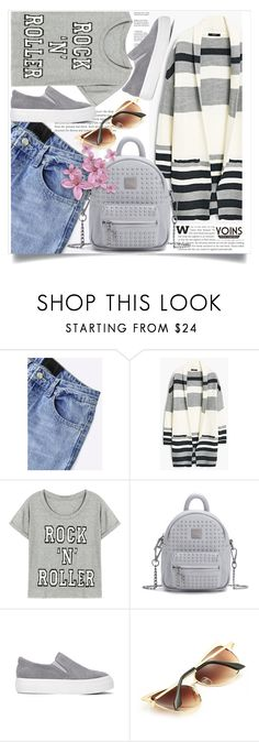 """""""Yoins set!"""" by amrafashion ❤ liked on Polyvore featuring yoins, yoinscollection and loveyoins"""