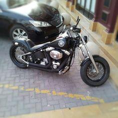 Harley Davidson Ride