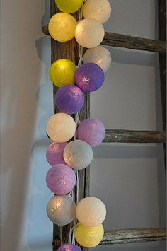 Happy Lights - Dog i andre farver